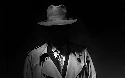 Illustrative image of a spy (cyano66; iStock by Getty Images)