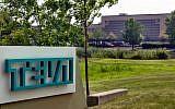 The Horsham, Pennsylvania, offices of Teva Pharmaceuticals (AP Photo/George Widman)