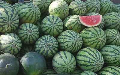 Illustrative. Watermelons. (PublicDomainImages)