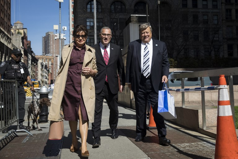 Melania's Parents Now US Citizens Using Visa Opposed By Her Husband