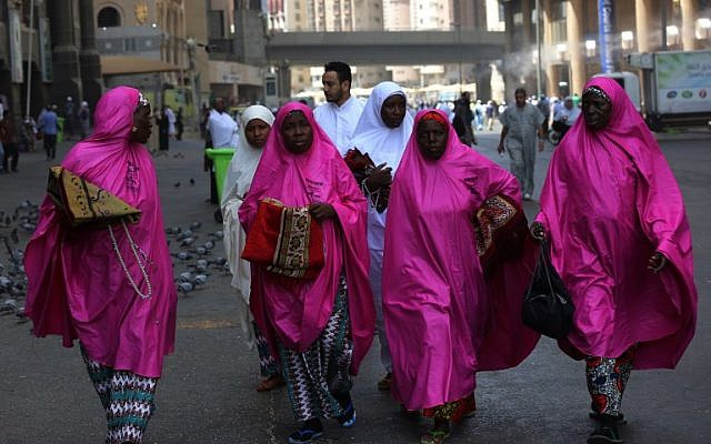 2 million Muslims expected in Mecca this week for