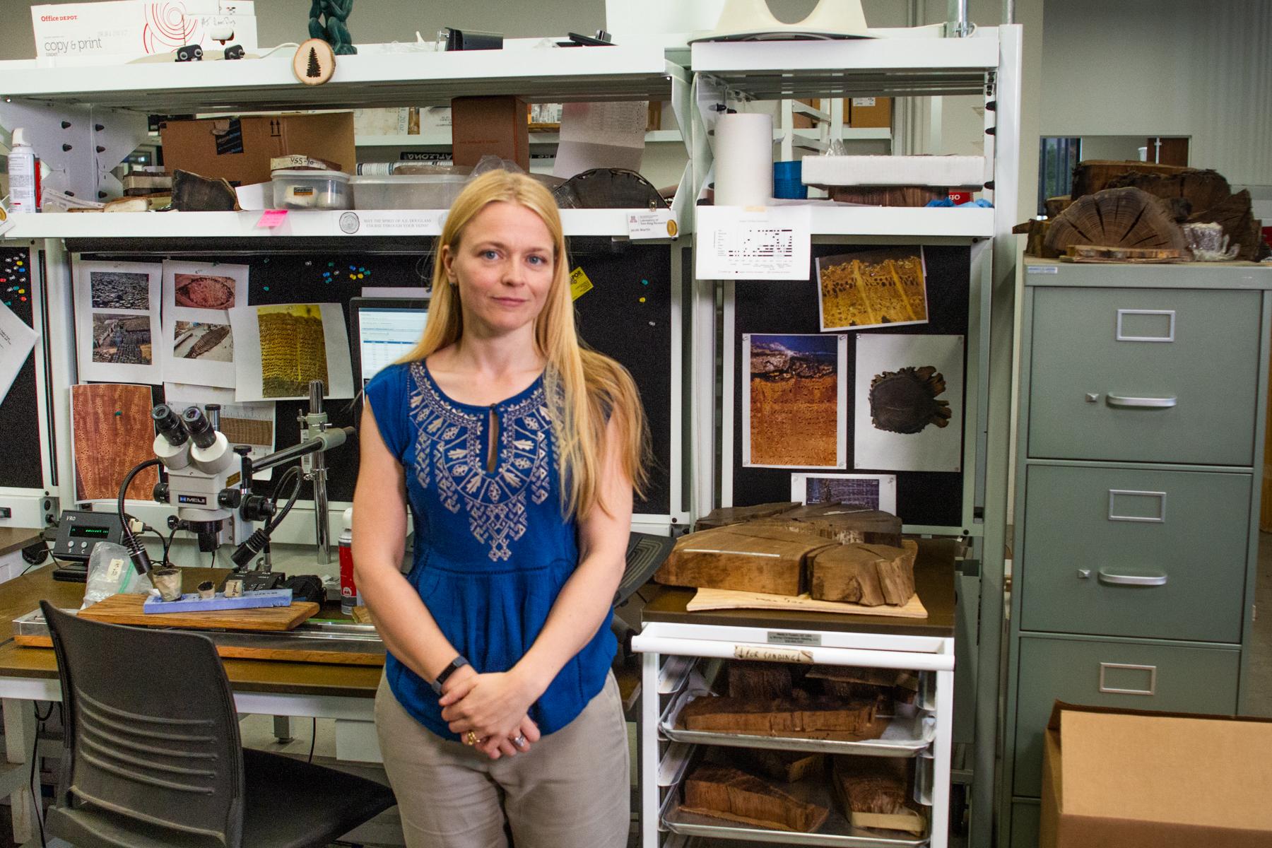 Universitet for arizona carbon dating