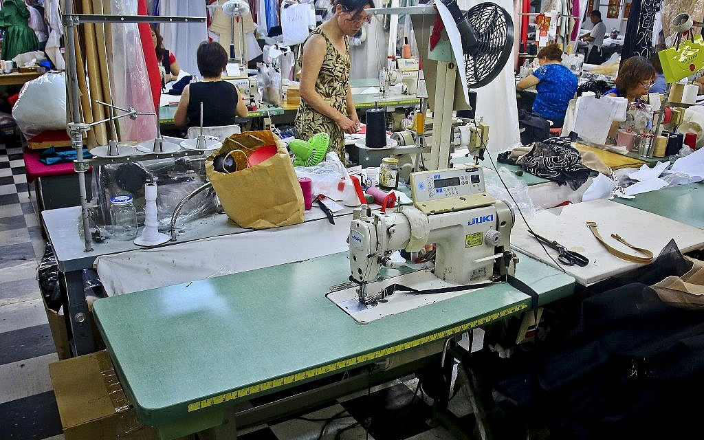 sewing manufacturers