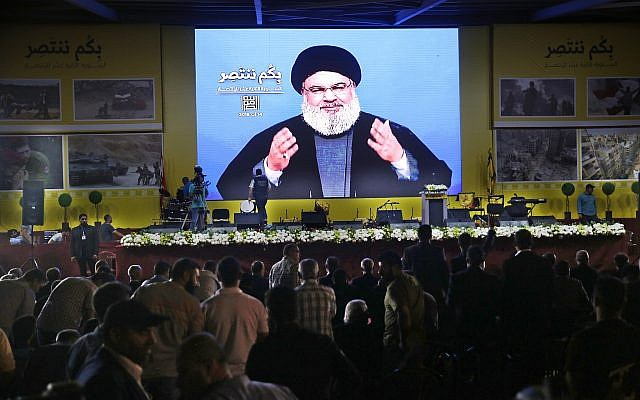 Hezbollah chief claims terror group stronger than IDF, ready for war