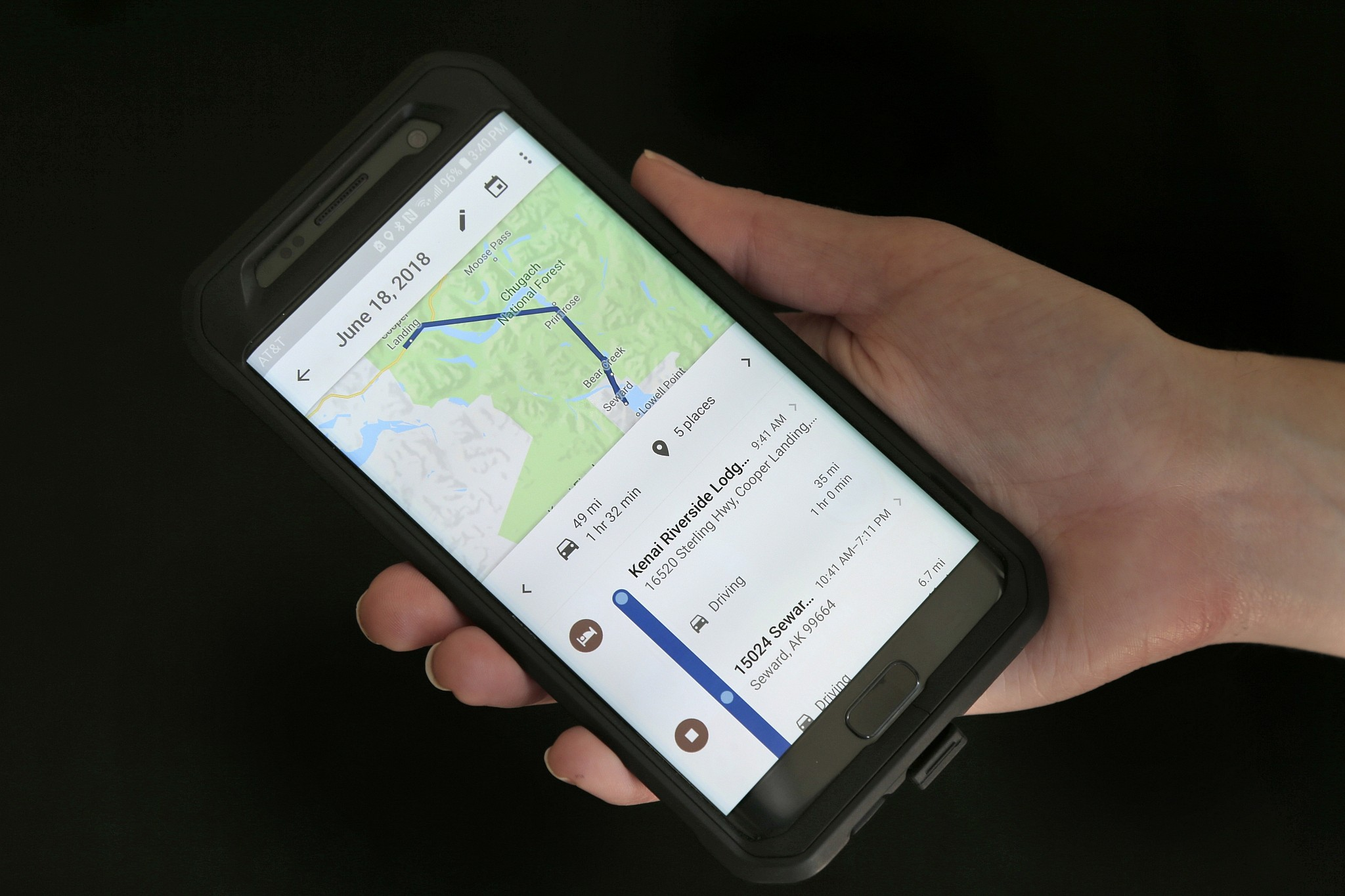 Google clarifies location-tracking policy — APNewsBreak