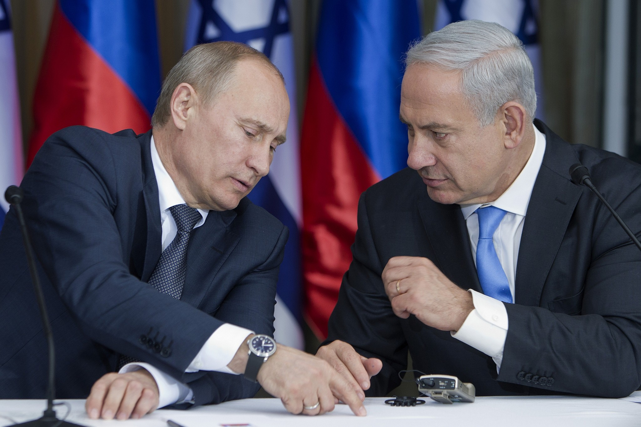 Israel and Iran both set to join Russia-led free trade zone | The