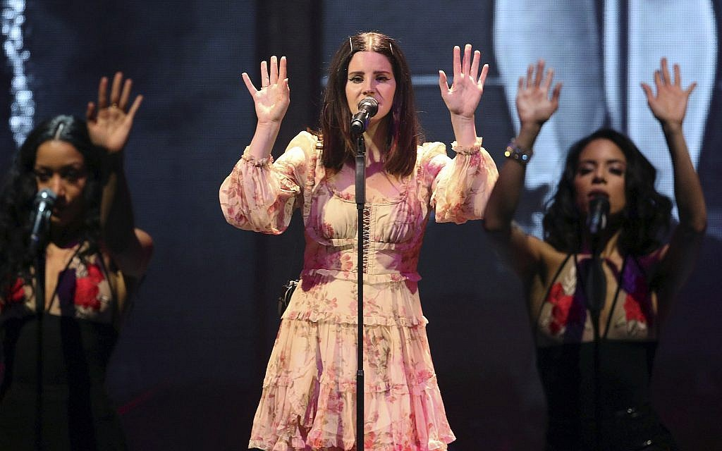 Concert Yair Lapid To Lana Del Rey