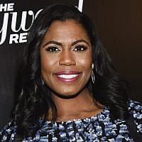 Omarosa Manigault attends The Hollywood Reporter's annual 35 Most Powerful People in Media event at The Pool on April 12, 2018, in New York (Evan Agostini/Invision/AP)