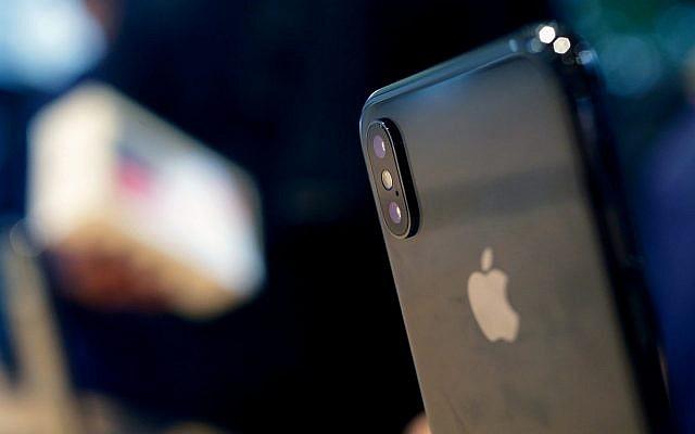 Illustrative: An Apple iPhone X (AP Photo/Charles Rex Arbogast, File)