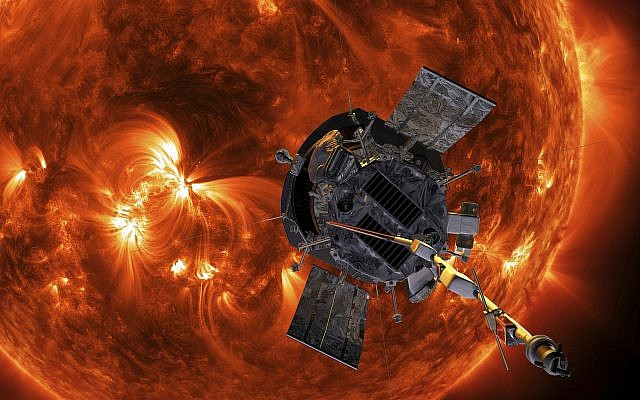 NASA set to launch historic 'touch the Sun' spacecraft