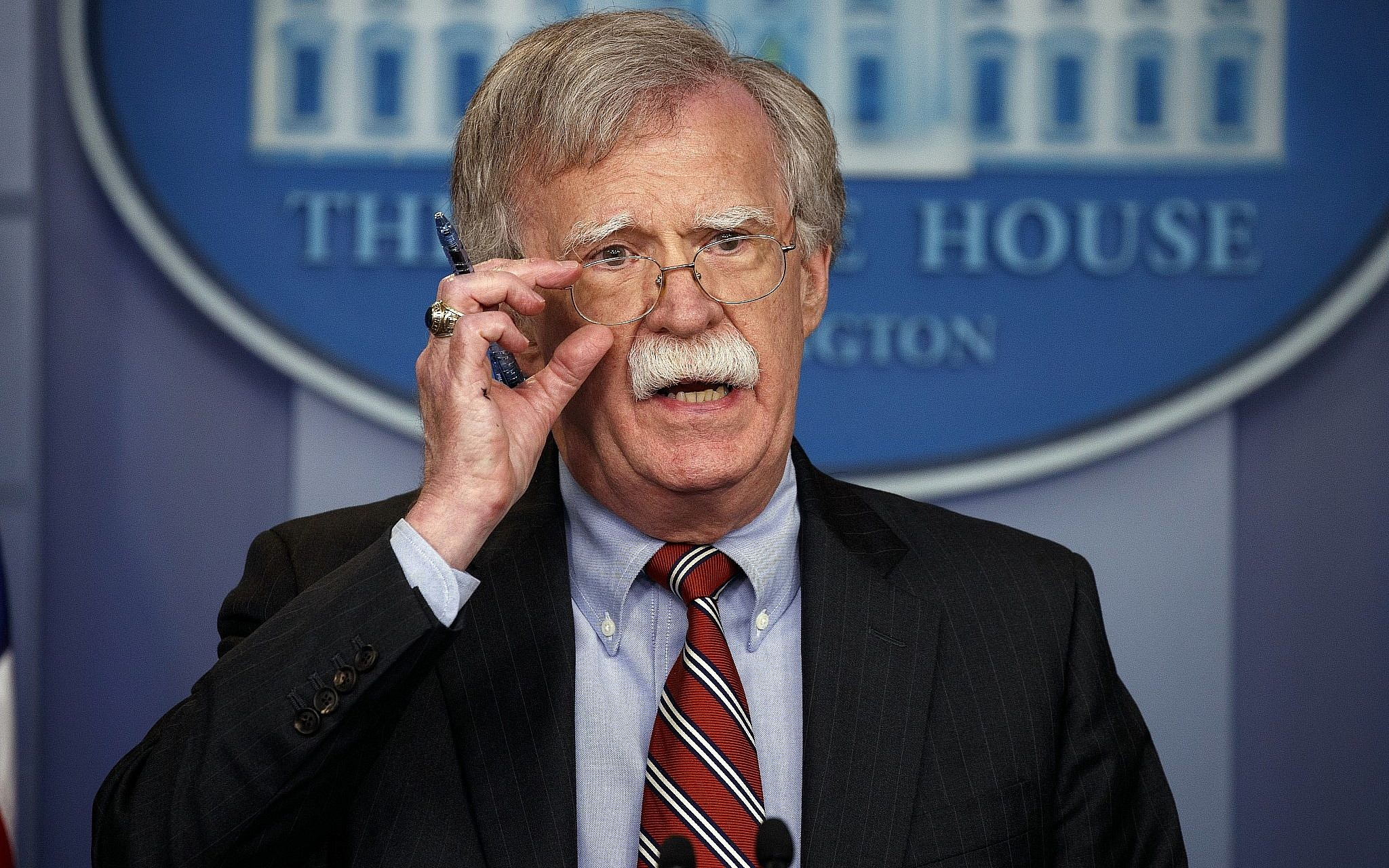 Bolton and Netanyahu Urge Nations to Rectify 'Wretched, Disastrous' Iran Deal