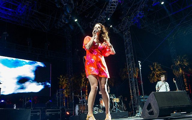 In this April 13, 2014 file photo, Lana Del Ray performs at the 2014 Coachella Music and Arts Festival, in Indio, California. ( Scott Roth/Invision/AP, File)