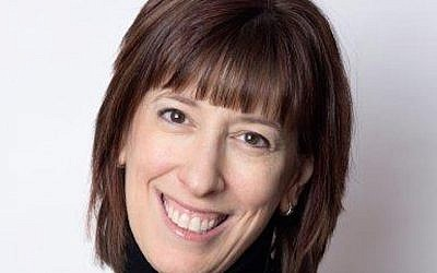 Erika Rudin-Luria will serve as the president of Cleveland's Jewish federation starting on Jan. 1. (Courtesy of Jewish Federation of Cleveland via JTA)