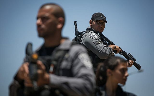 Police to be deployed along coast amid fears of Hamas infiltration — TV report