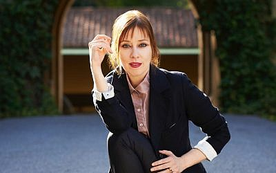 Suzanne Vega, 2013, photographed at Caramoor Center for Music and the Arts located in Katonah, New York (Courtesy Suzanne Vega)