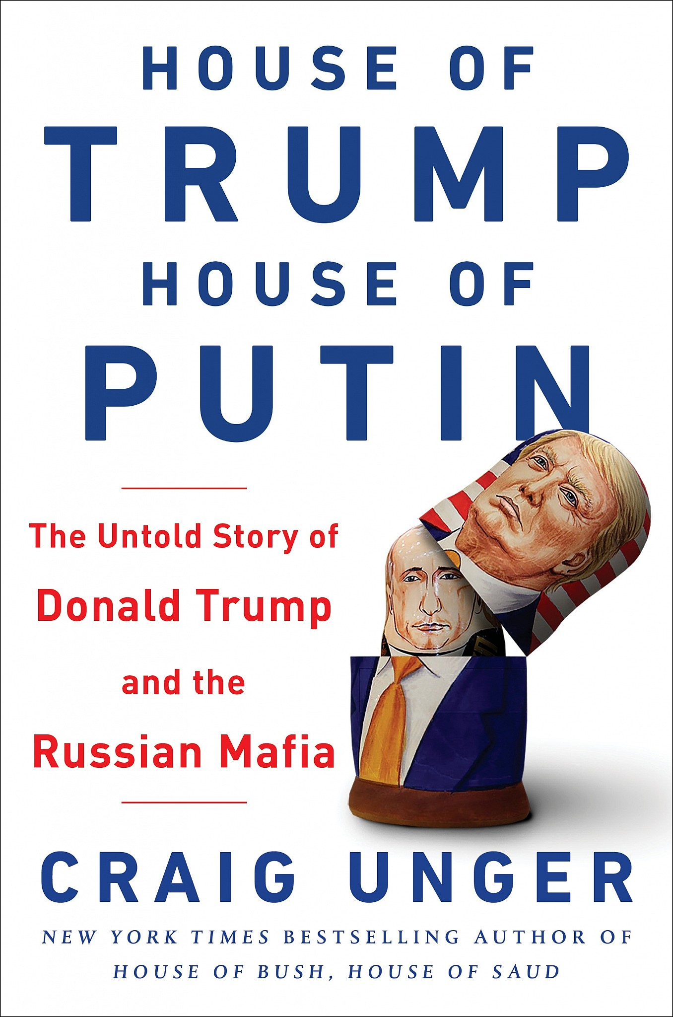 Bestselling US author: 'Russian asset' Trump doesn't truly