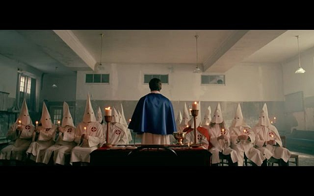"""BlacKkKlansman"" tells the story of two cops infiltrating the Ku Klux Klan in 1972. (Screenshot from YouTube)"