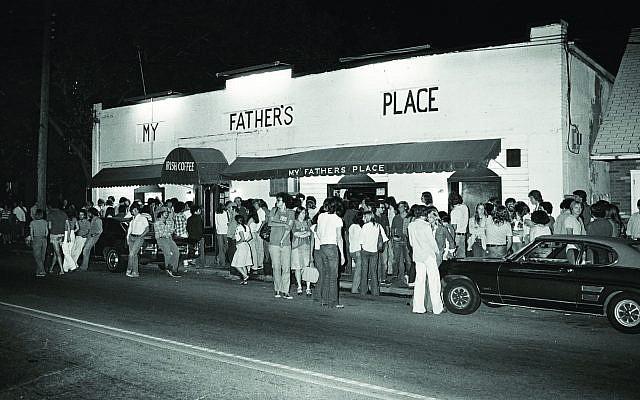 My Father's Place, in Roslyn, New York. (Steve Rosenfeld)