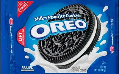 Hydrox, the original kosher sandwich cookie, accuses Oreo of