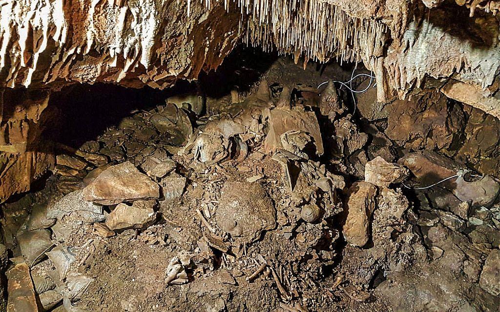 Peki'in cave (Dr. Hila May)