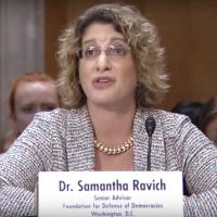 Samantha Ravich (Screen capture: YouTube)