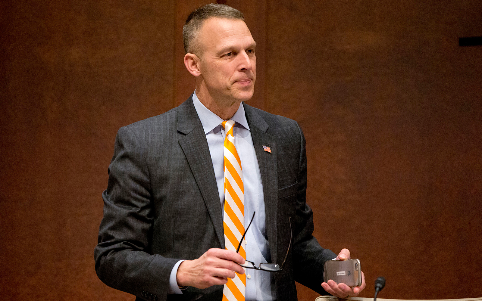 Congressman still showing off bogus pro-Israel award from Sacha Baron Cohen
