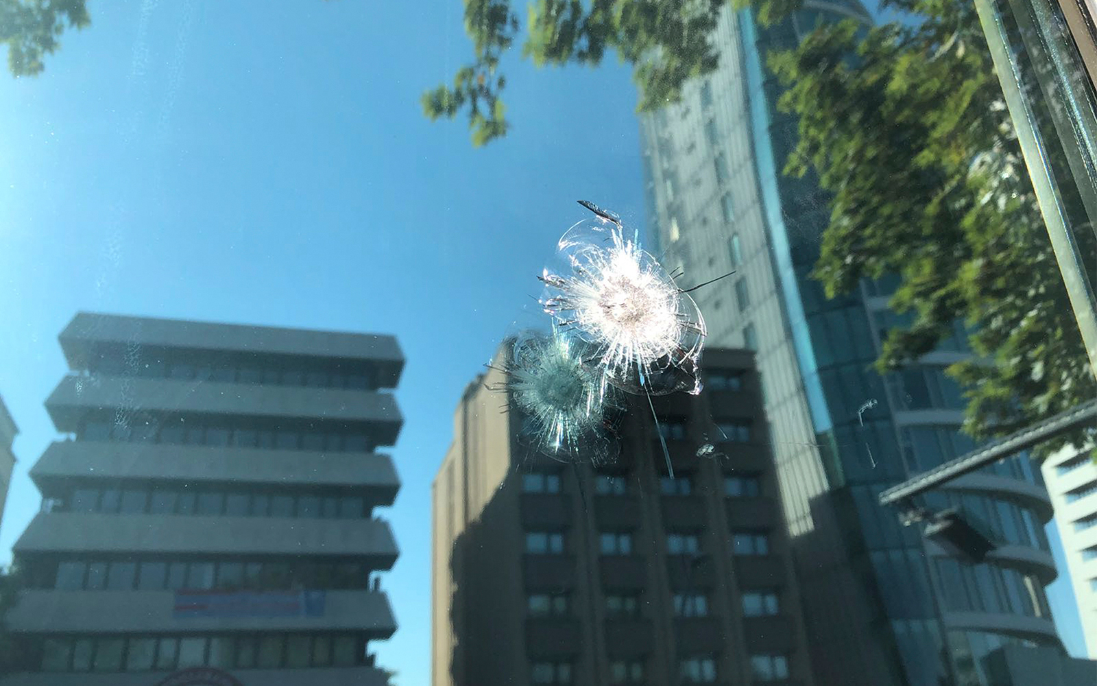 Shots fired at US embassy in Turkey, shattering window | The Times ...