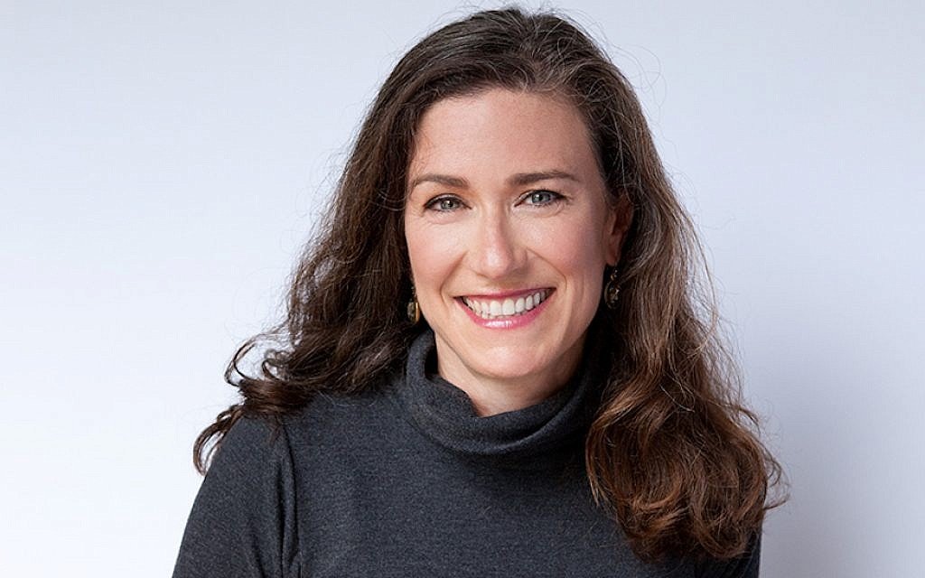 Amy Siskind. (Courtesy of Amy Siskind/via JTA)