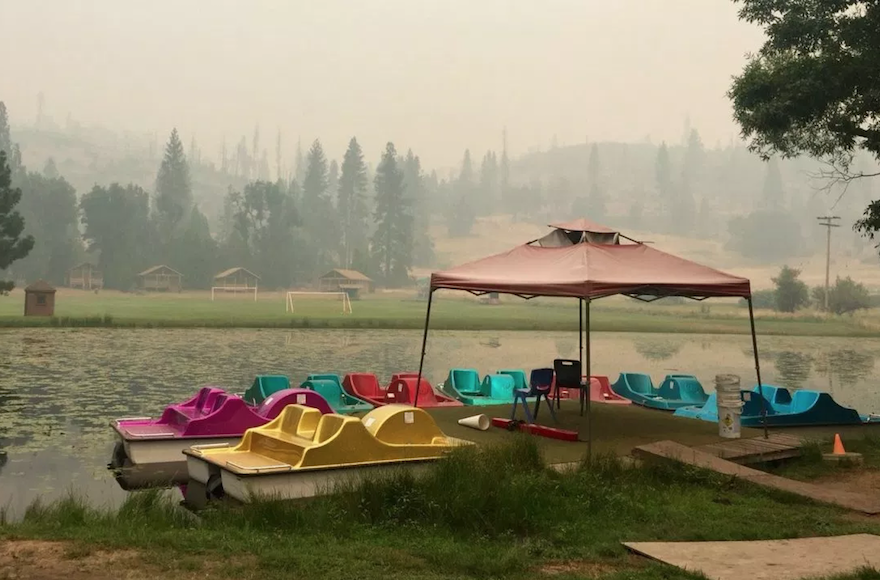 Jewish Summer Camp Cancels Final Session Over Northern California
