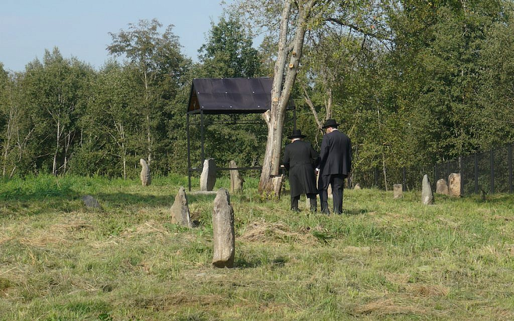 A tiny Russian village of Chabad fame dreams of becoming