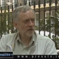 UK Labour leader Jeremy Corbyn in an interview with Iran's PressTV in 2011. (Twitter screenshot)