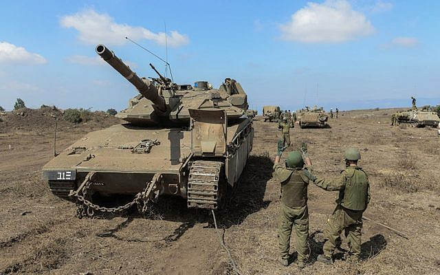 IDF believes Iran pulling forces in Syria away from Israel