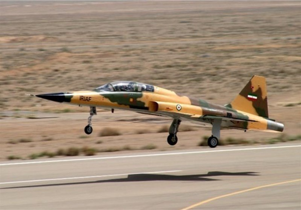 Iran's Kowsar fighter jet production line launched