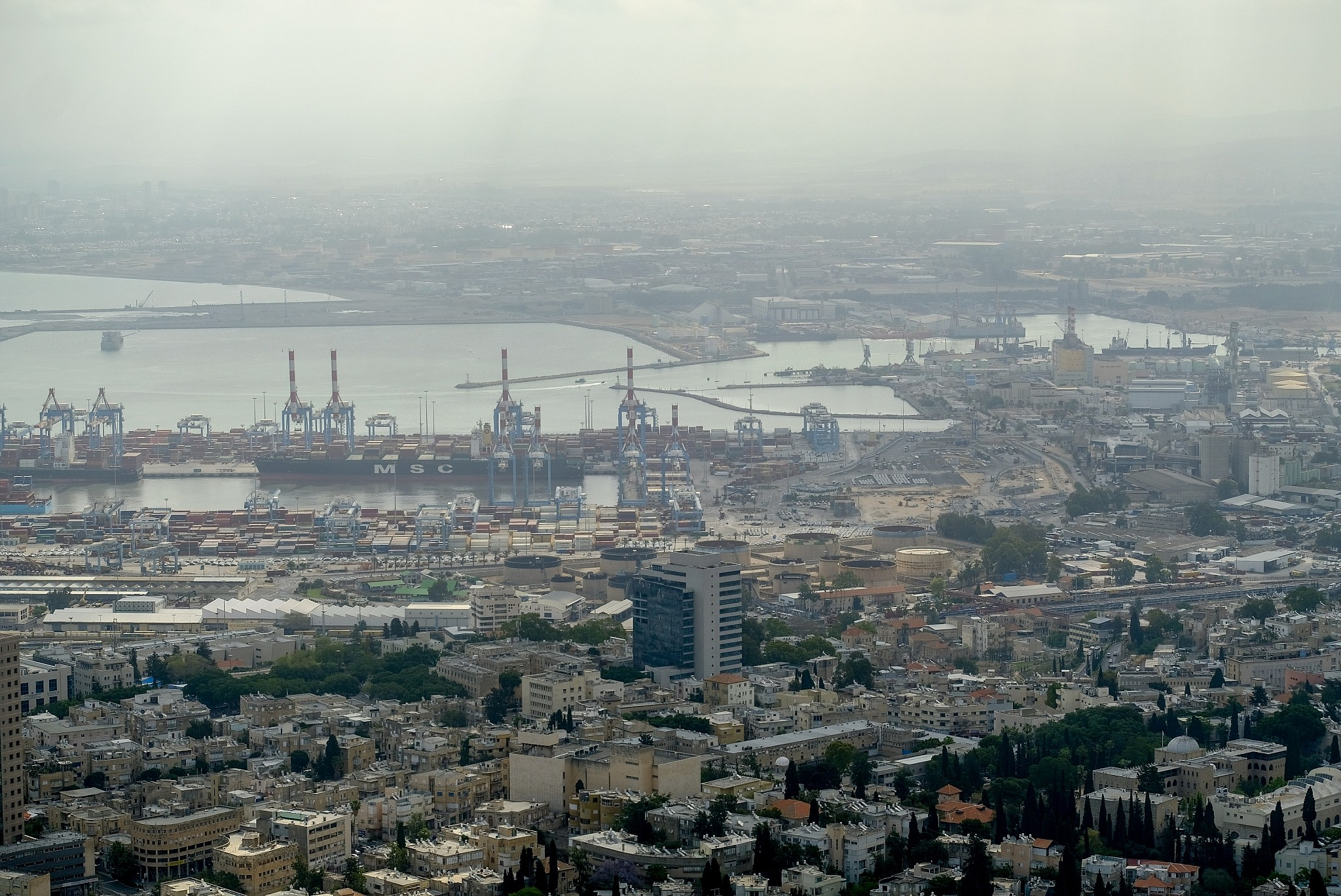 Prostitutes in Haifa