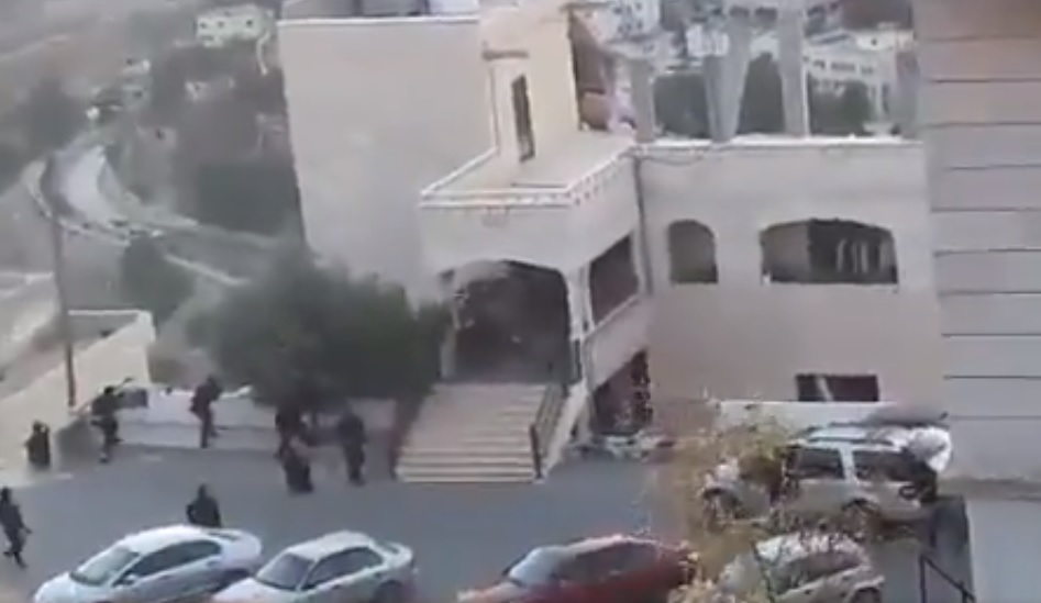 Jordan: 4 security officers killed after storming building