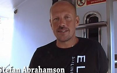 Stefan Abrahamsson (Screencapture/Youtube)