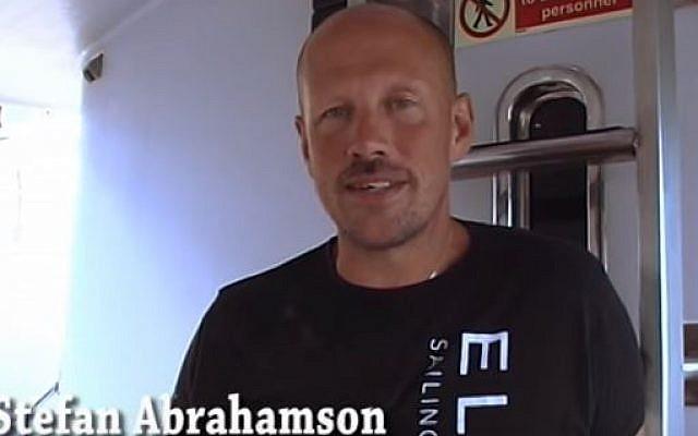 Stefan Abrahamsson (Screencapture/Youtube)