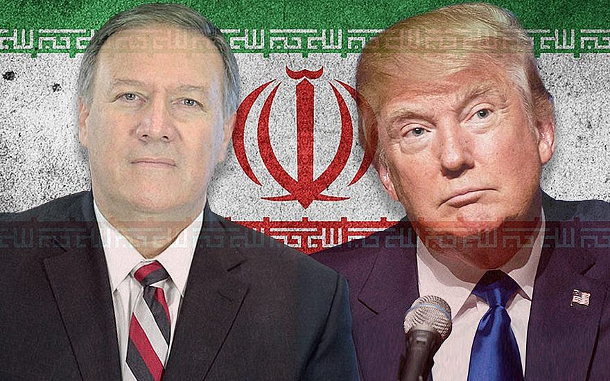 Once-eased United States  economic sanctions against Iran back in effect