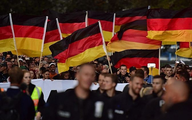 German officials probe possible incitement at far-right march | The