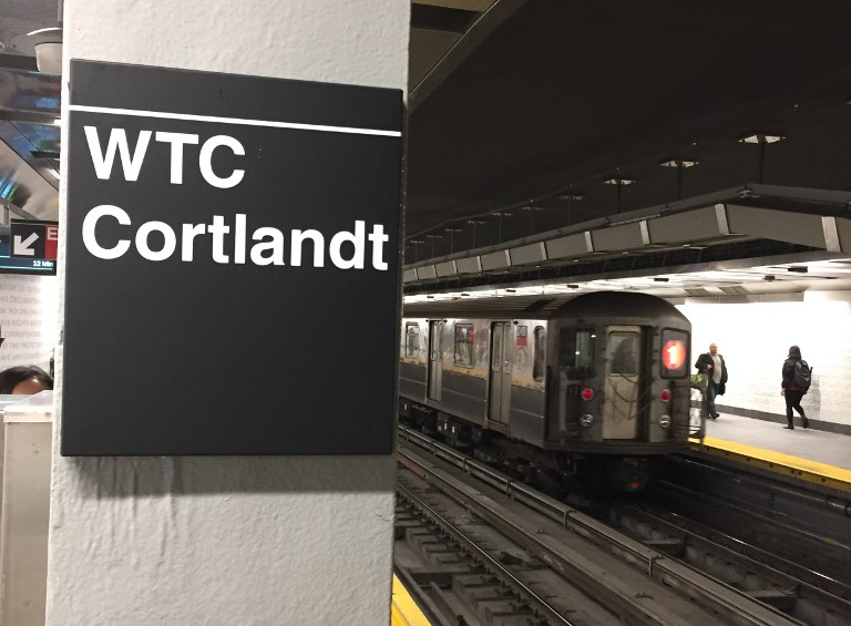 New York Subway Station Buried By 9 11 Open Again The Times Of Israel