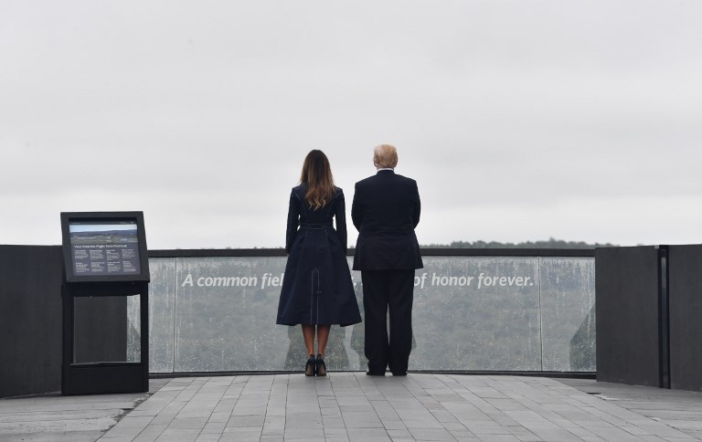 Flight 93 'Tower of Voices' Memorial Dedicated on Eve of 9/11 Anniversary