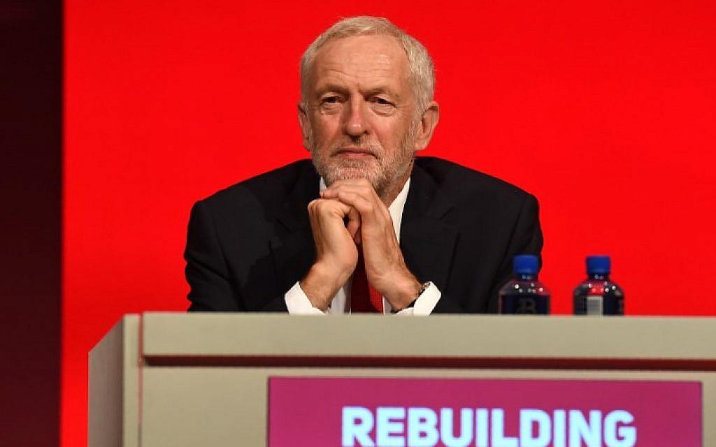 Hamas thanks UK Labour head Corbyn for Nakba Day support