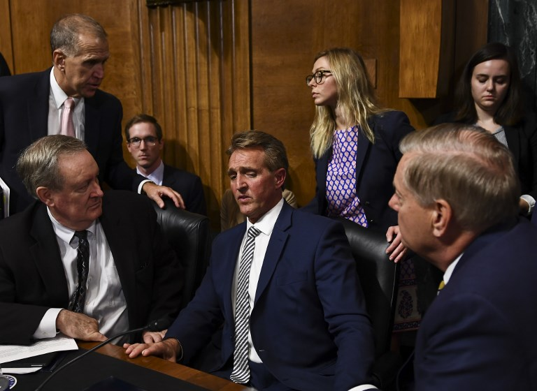 Kavanaugh Investigation Wrapping Up - Senate Vote by Friday?