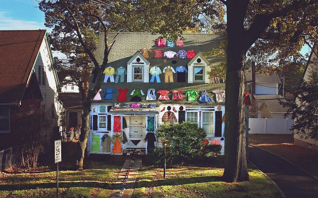 The home at 306 Hollywood. (Courtesy El Tigre Productions)