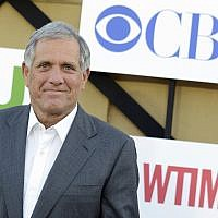 In this photo from July 29, 2013, Les Moonves arrives at the CBS, CW and Showtime TCA party at the Beverly Hilton in Beverly Hills, Calif. (Jordan Strauss/Invision/AP, File)