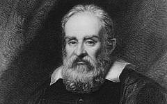 An etching of astronomer Galileo Galilei is seen in an undated photo (AP Photo)