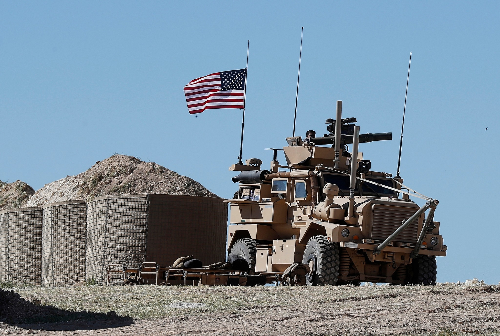 Why is the US withdrawing troops?