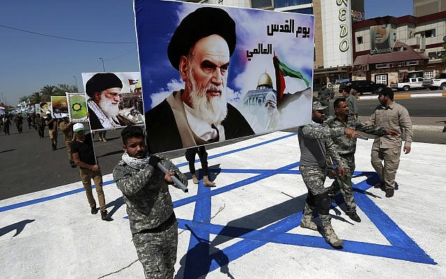 Defense minister indicates Israel could hit Iranian targets in Iraq