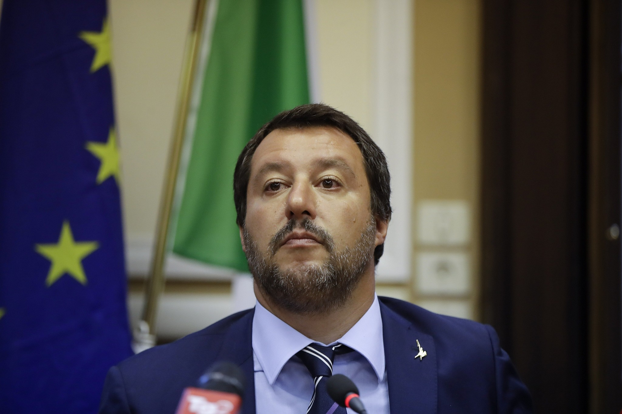 After Bannon talks, Italy's Salvini announces plan to ...