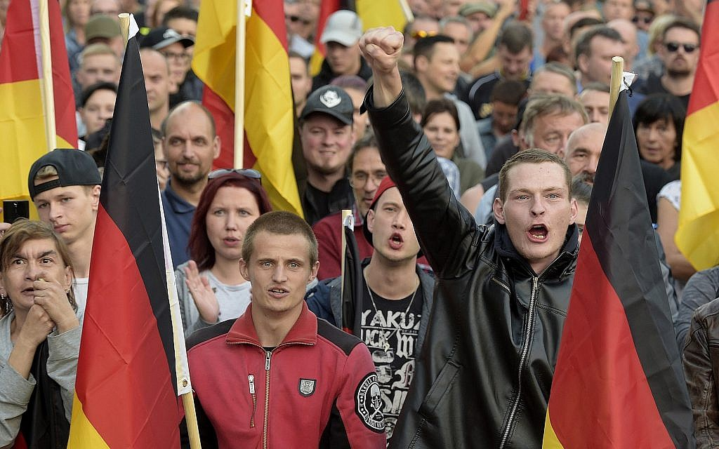 Syrian sentenced for deadly German knifing that sparked far-right protests